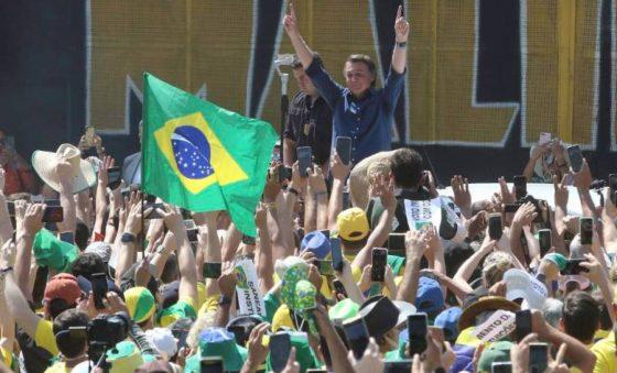 Justiça Eleitoral e Supremo Tribunal Federal abrem investigação por campanha eleitoral antecipada de Bolsonaro – Roberto Moreira