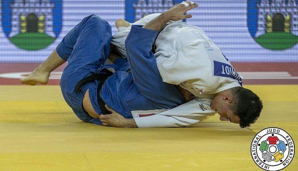 Judô: Brasil vai ao pódio em primeiro torneio após Jogos de Tóquio