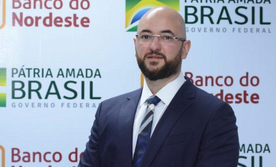Anderson Possa é o novo presidente do Banco do Nordeste