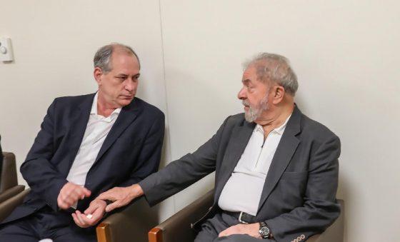 Ciro tem alertado Lula e partidos de centro-esquerda sobre risco de derrota por conta do desgaste provocado pela Lava Jato – Roberto Moreira