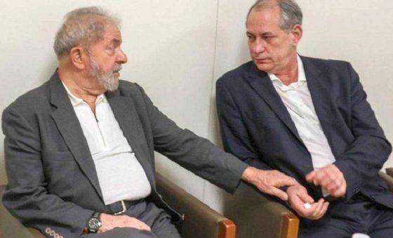 Ciro não consegue convencer Lula sobre o risco da candidatura de um homem que vai dividir ainda mais o país e aprofundar crise – Roberto Moreira