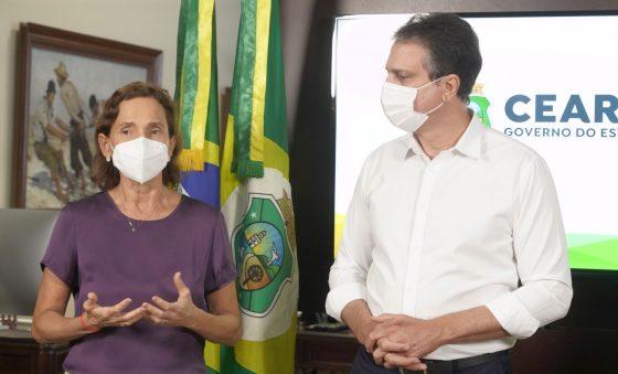 Izolda quer concluir mandato de Camilo e se aposentar – Roberto Moreira