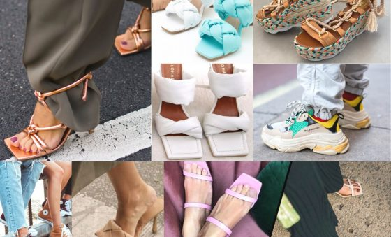 Estilo nos pés – Os sapatos e sandálias campeões da temporada – Lívia Saboya