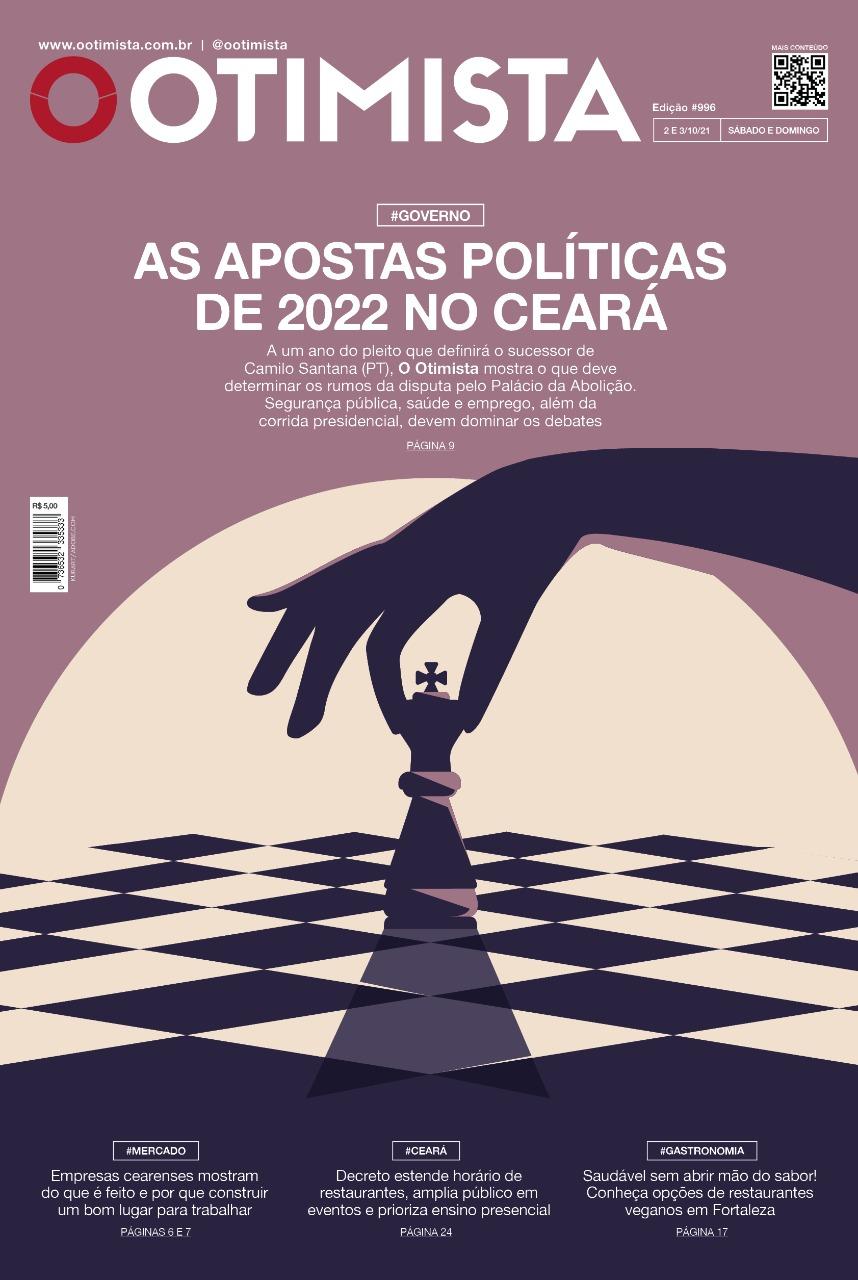 O Otimista – Edição impressa de 02 e 03/10//2021