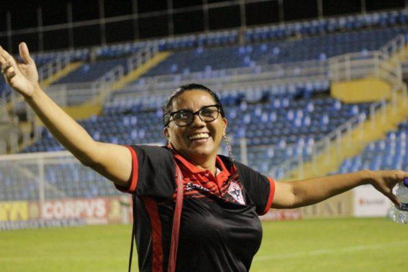 Única presidente mulher das três principais divisões do Brasil conta como levou o Atlético Cearense para a Série C